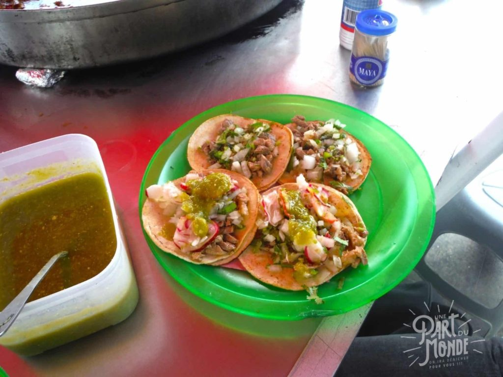 tacos street food villahermosa