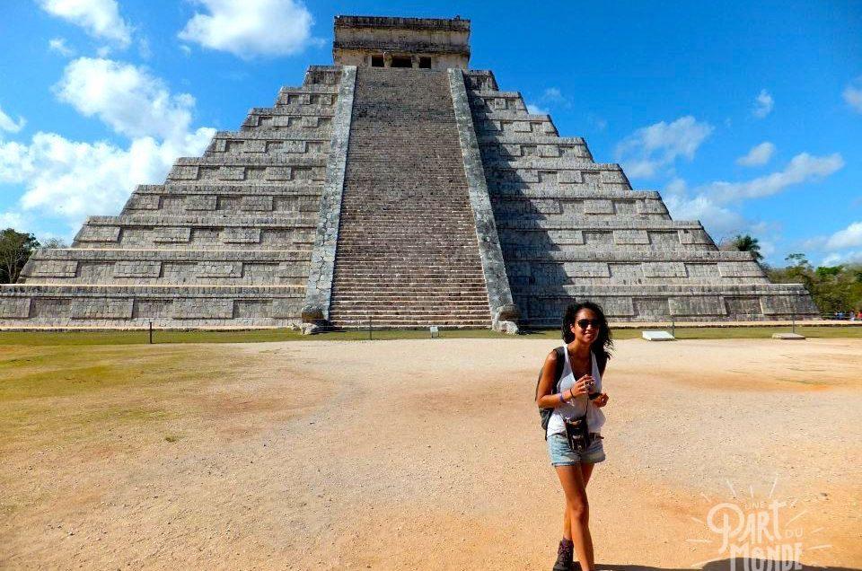 Mexique : Mérida et les deux sites Chichen itza et Uxmal