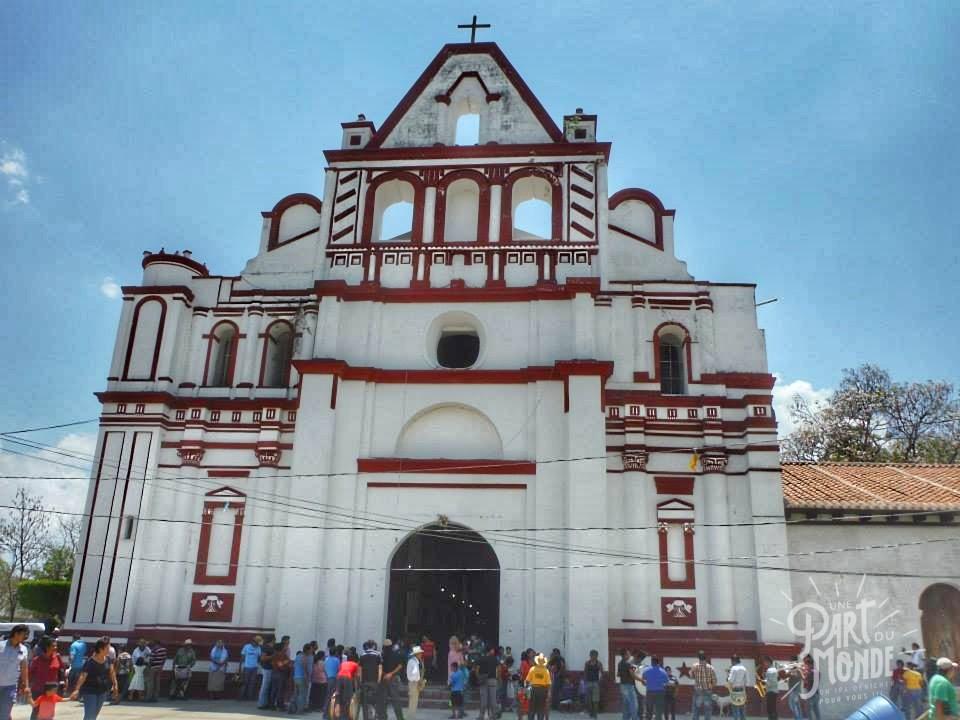 Eglise Chiapa de Corzo