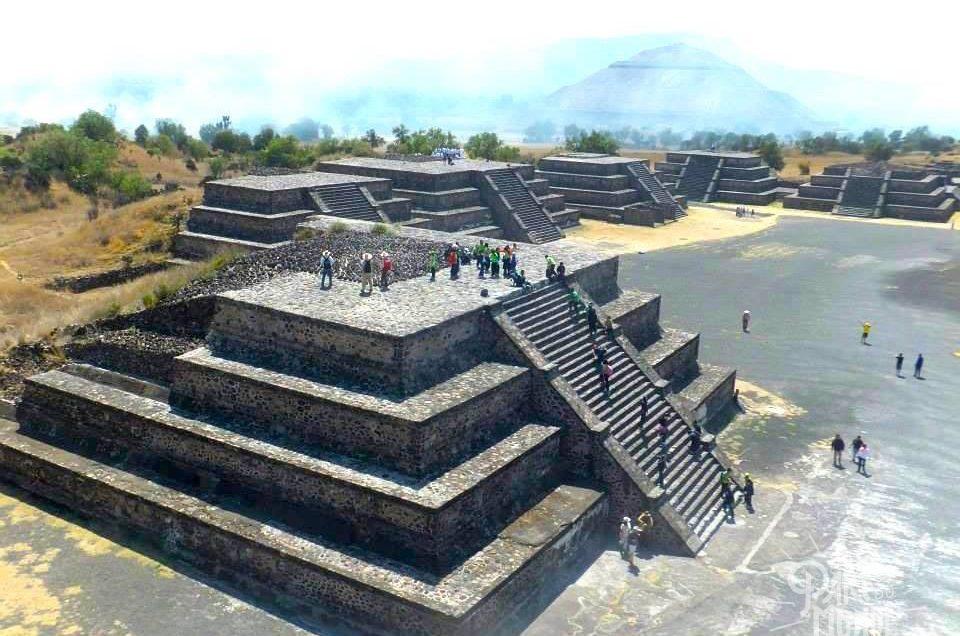 Le Mexique : la vibrante Mexico, la mignonne Cholula, et Taxco et ses bijoux en argent !