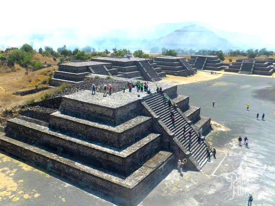 pyramide teotihuacan