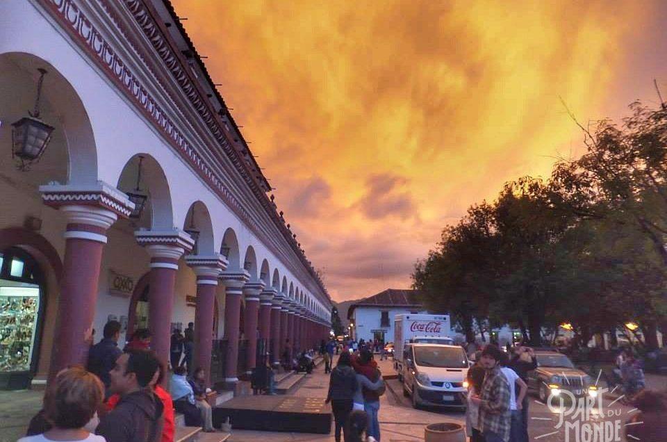 Mexique : San Cristobal et environs