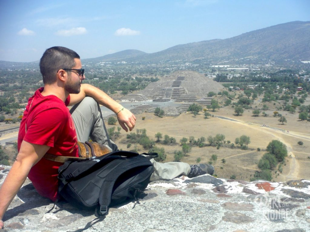 teotihuacan panorama