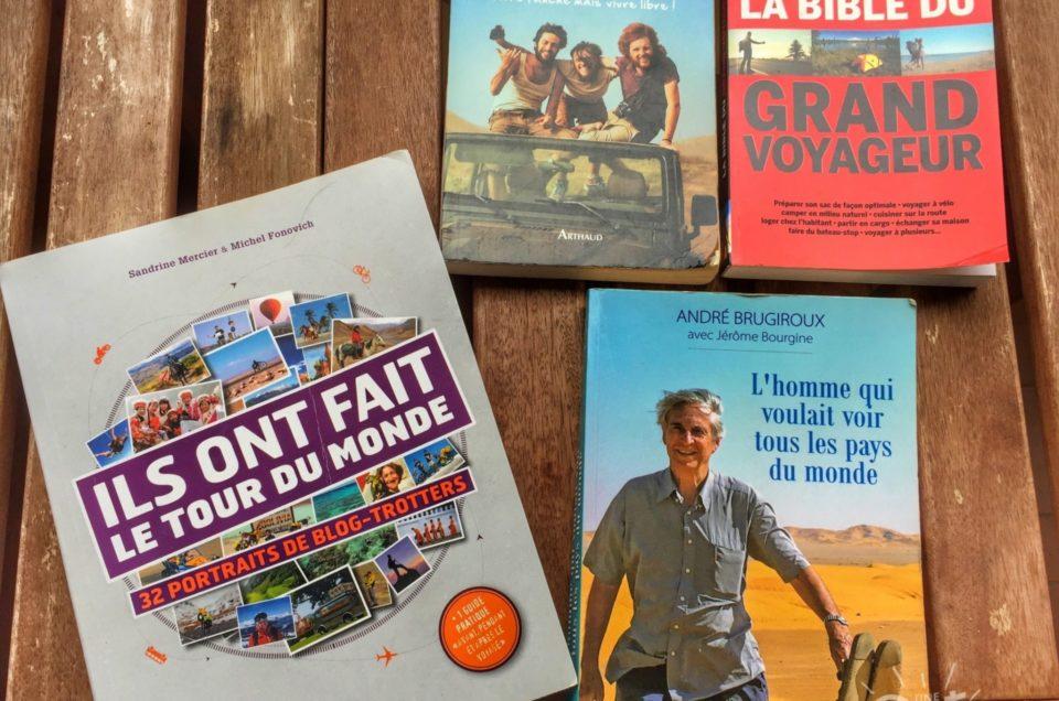 Ma sélection de livres voyages préférés
