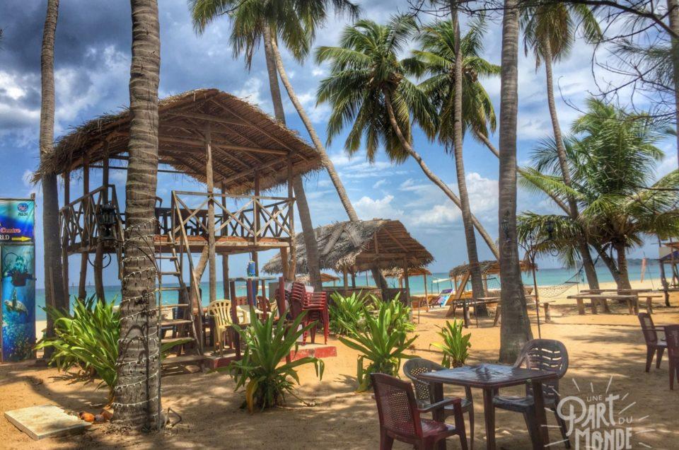 Sri Lanka : Uppuveli et ses plages paradisiaques