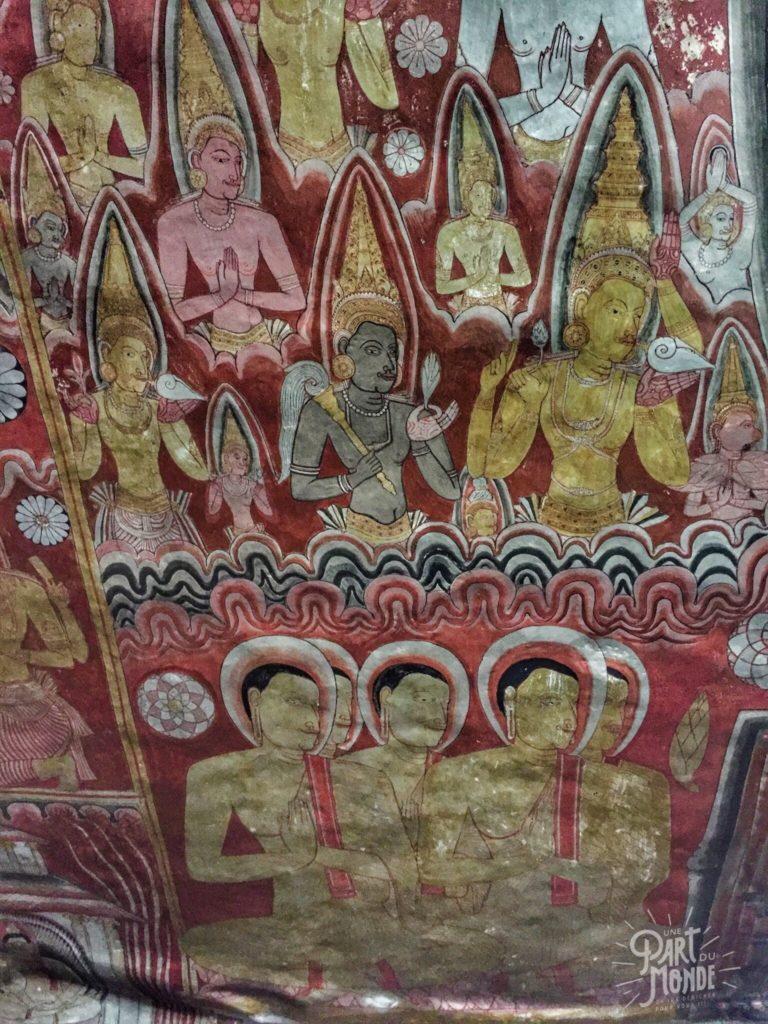 peinture-grotte-dambulla