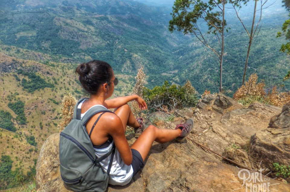Sri Lanka : Ella, Ella's Rock et un superbe voyage en train