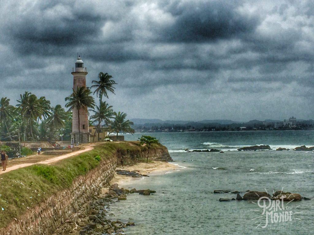 phare galle ocean