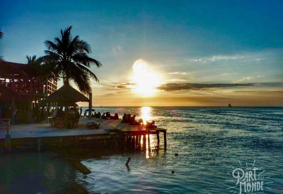 Belize : Caye Caulker, snorkeling et reggae !