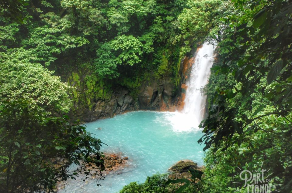 Costa Rica : Parc du volcan Tenorio et Rio Céleste