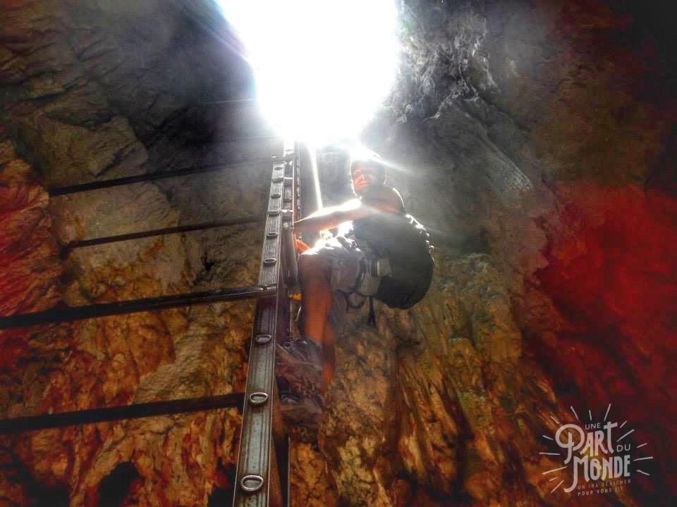 barra honda descente grotte