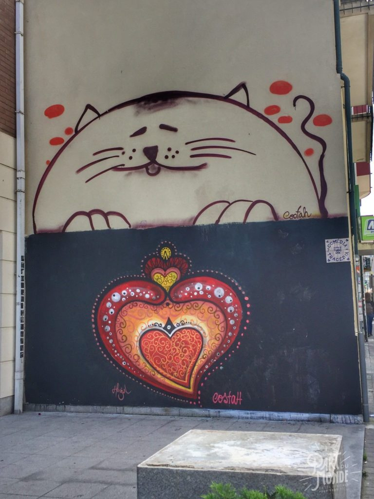 costa street art porto