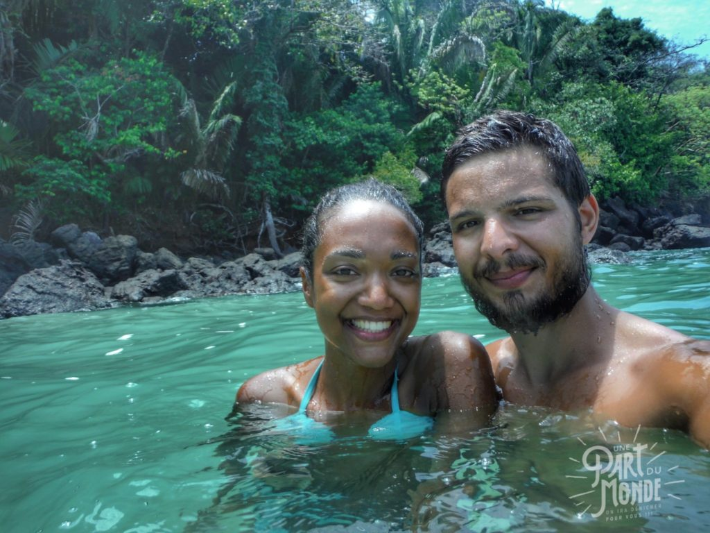 manuel antonio couple