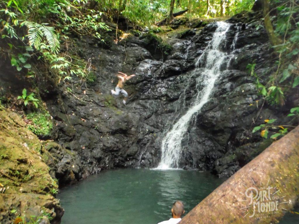 parc national corcovado cascade