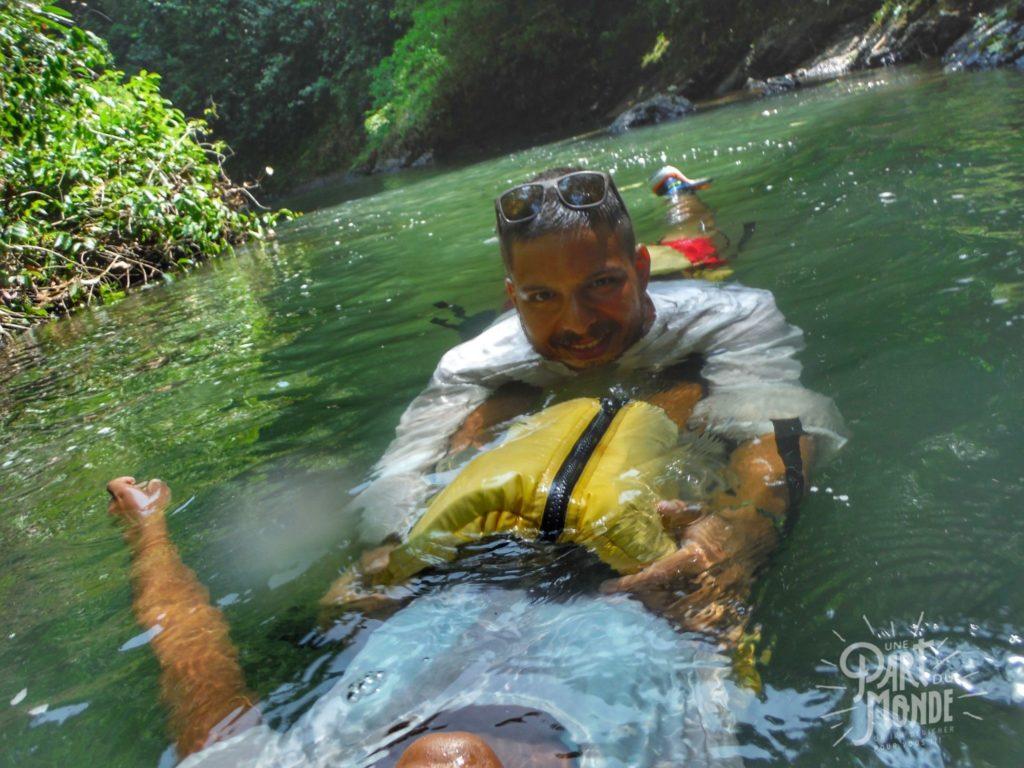 parc national corcovado floatting2