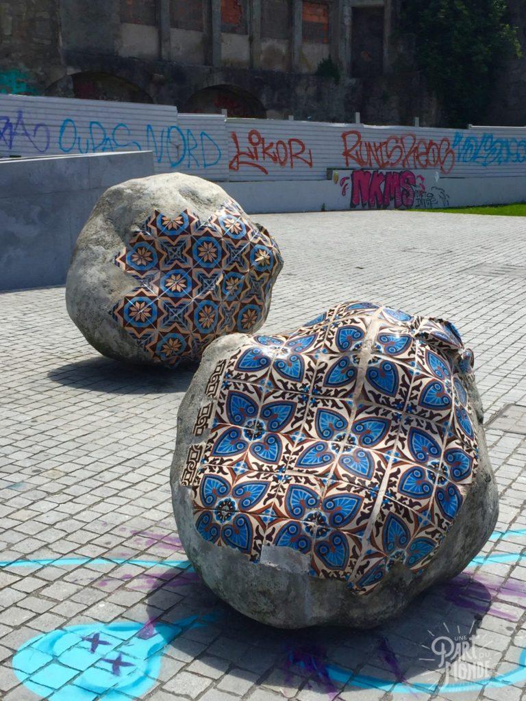 rocher porto azulejos