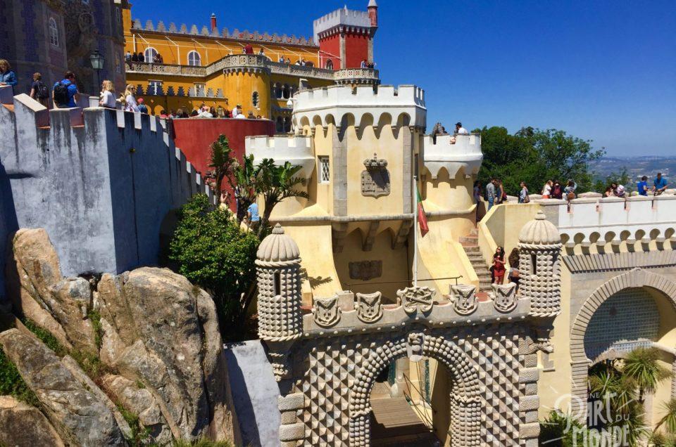 Une journée à Sintra : escale immanquable près de Lisbonne