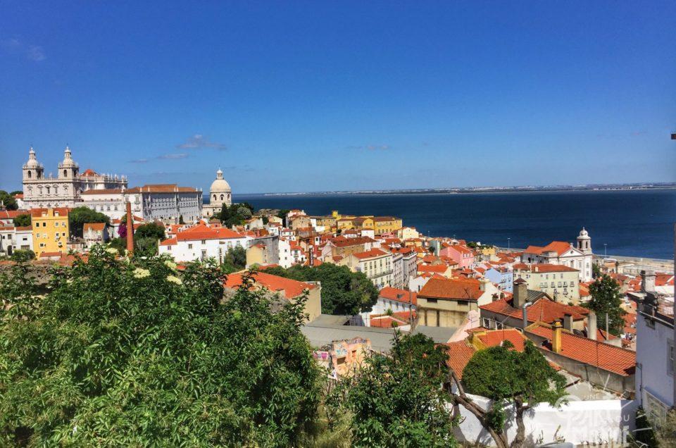 Lisbonne en un week-end : conseils et coups de coeur