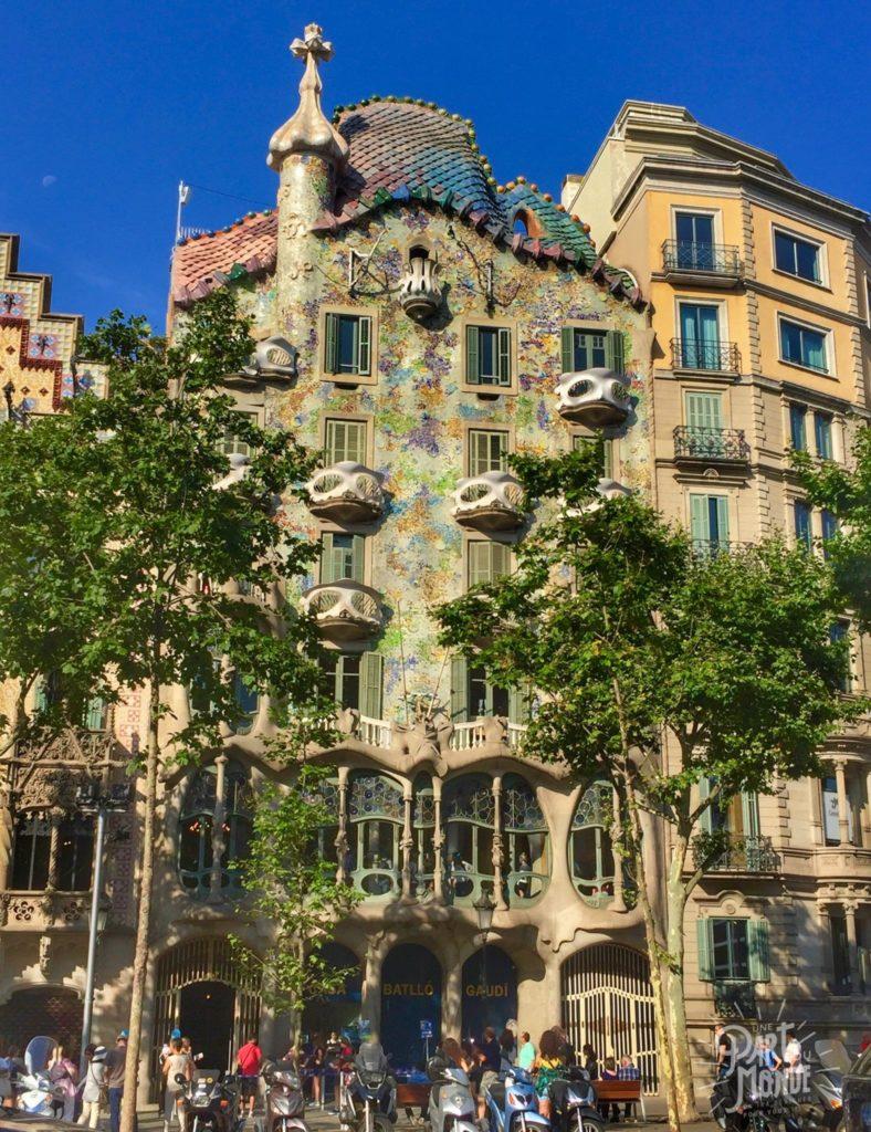 casa batllo barcelone 1