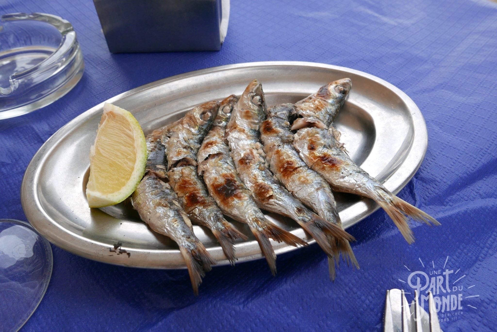 espeto de sardine malaga