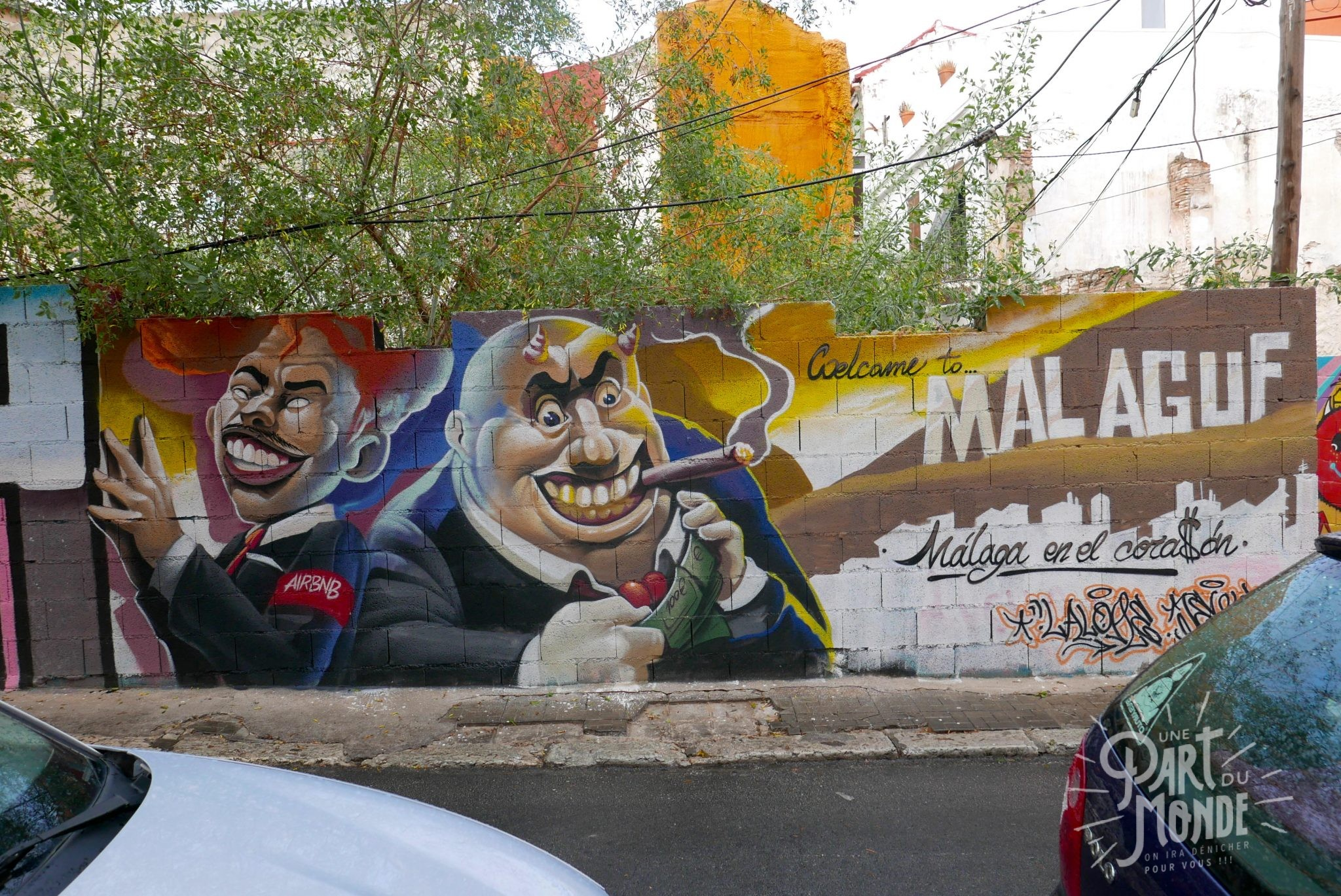 malaga street art 2