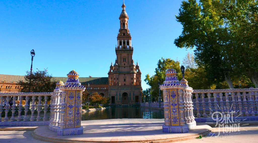 plaza de espana 2 Séville