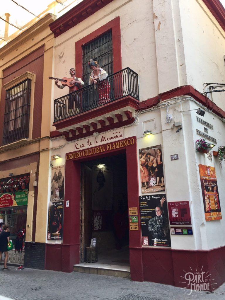rue séville flamenco