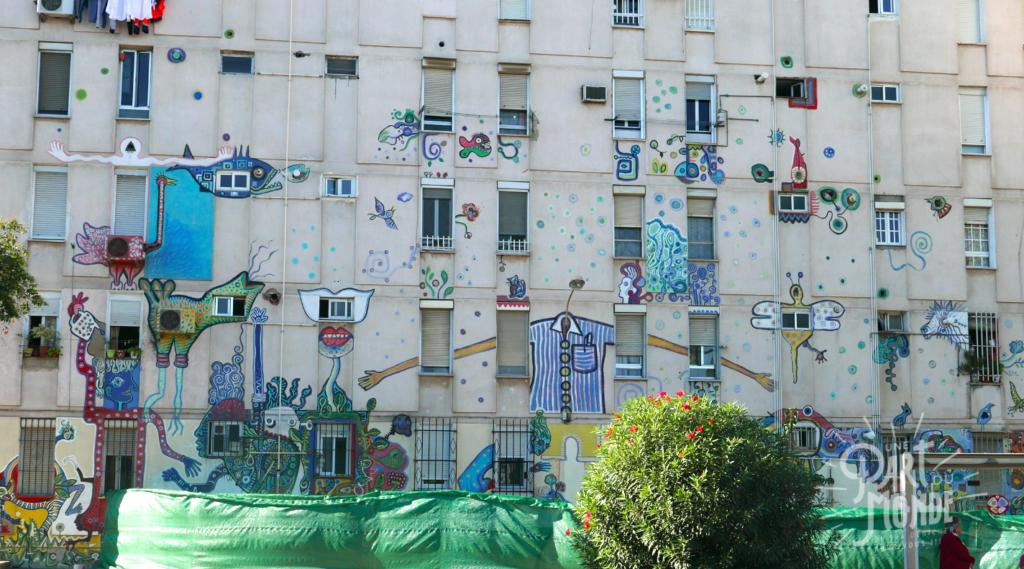 street art 6 séville