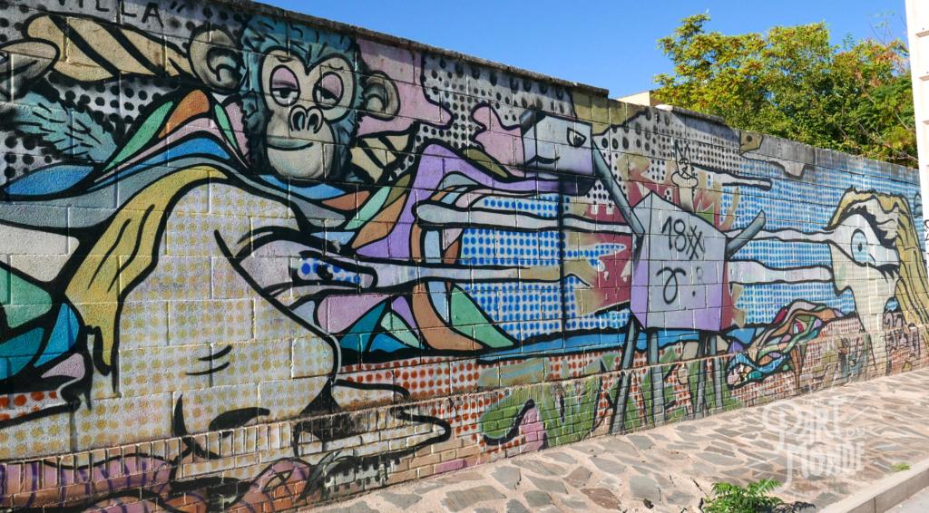 street art 7 séville