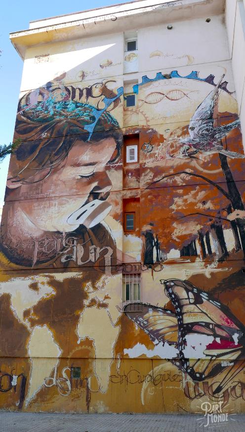 street art 8 séville