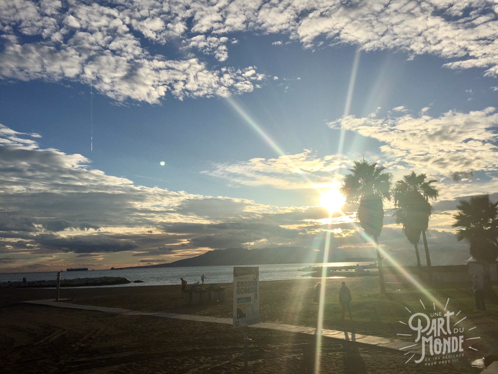 sunset malaga 2
