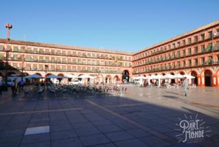plaza corredera cordoue