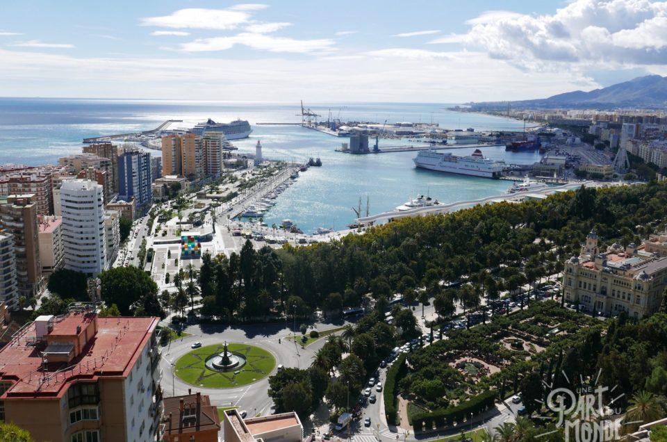 Malaga en 2 jours : coups de coeur et conseils pour découvrir cette ville