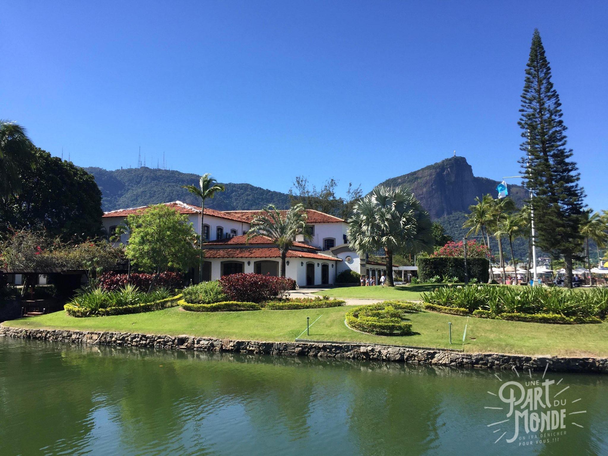 rio côté nature La Laguna Rodrigo de Freitas 2