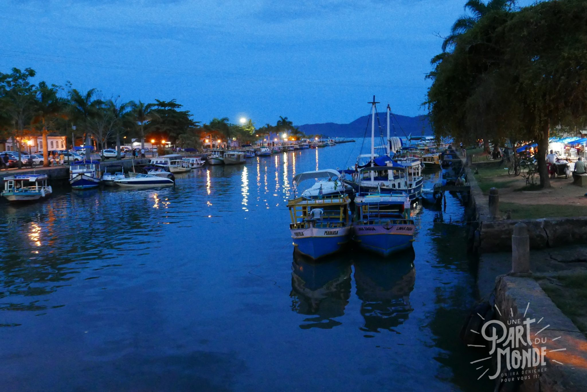 port paraty nuit