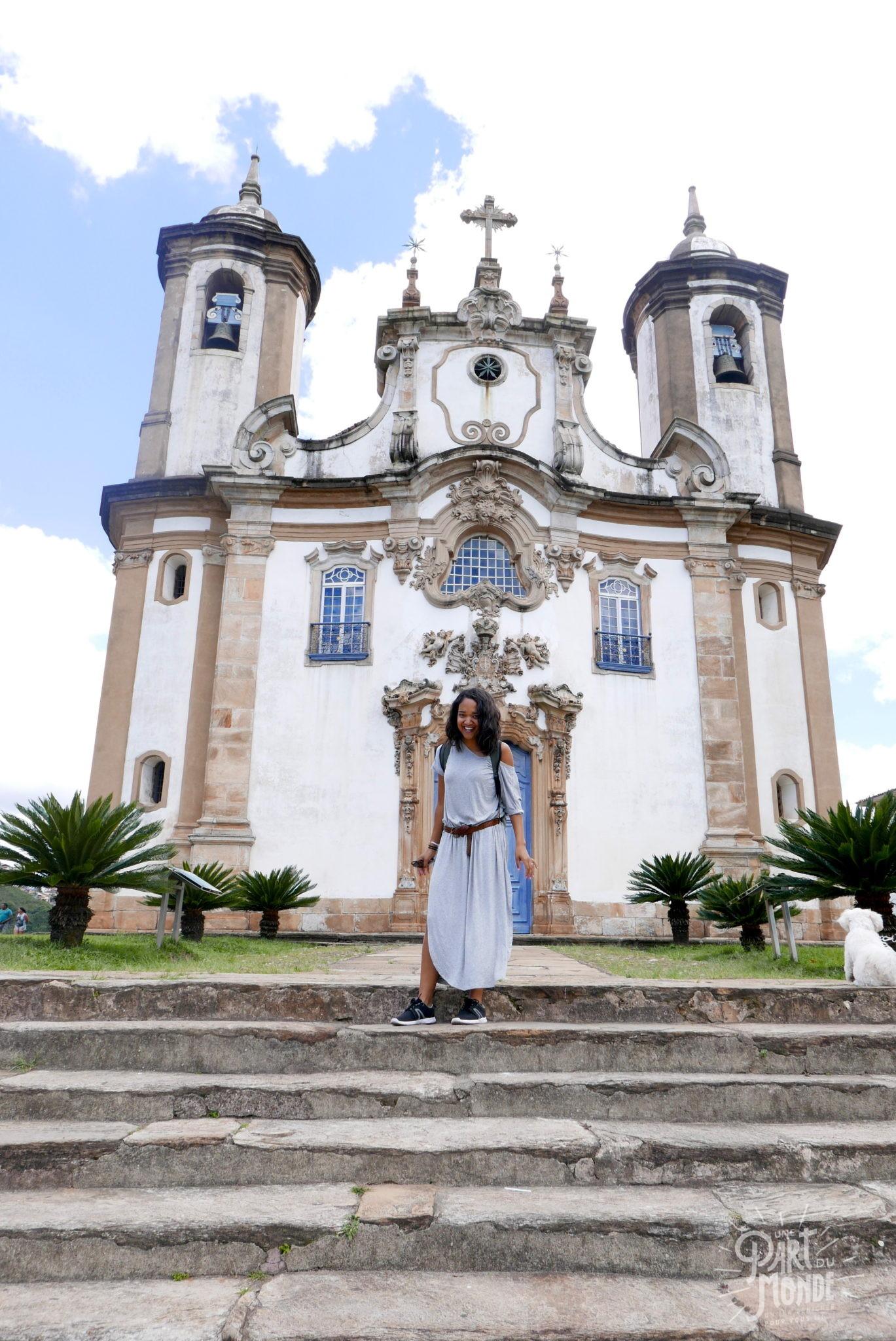 Ouro preto Minas gerais église krystel