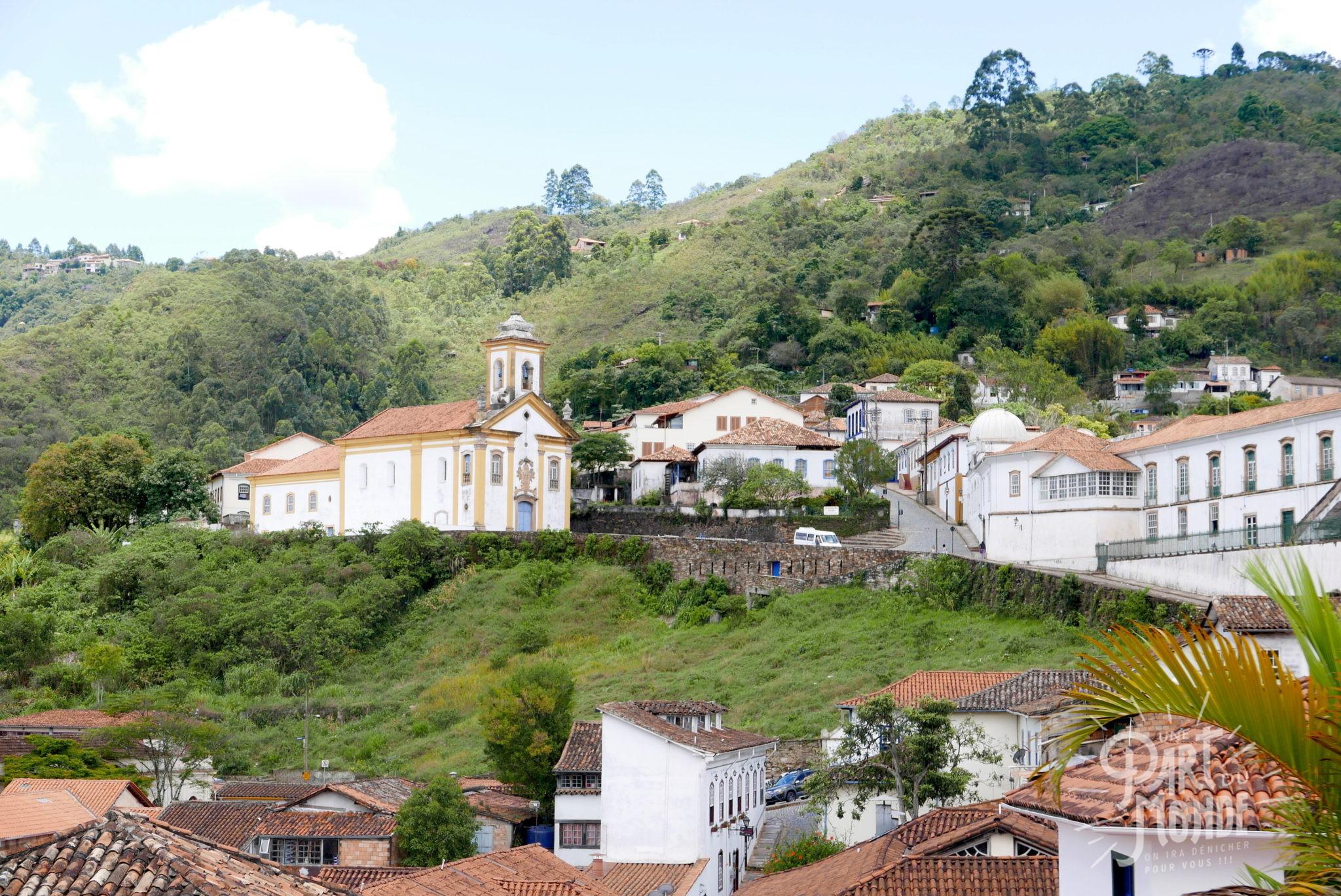 Ouro preto Minas gerais vue2