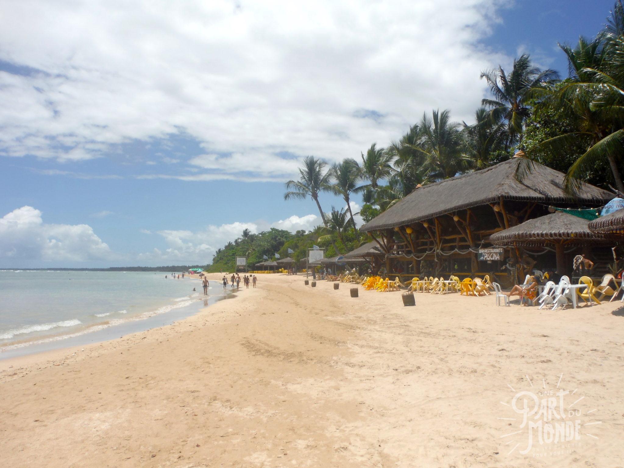 île de tinharé 4ème plage