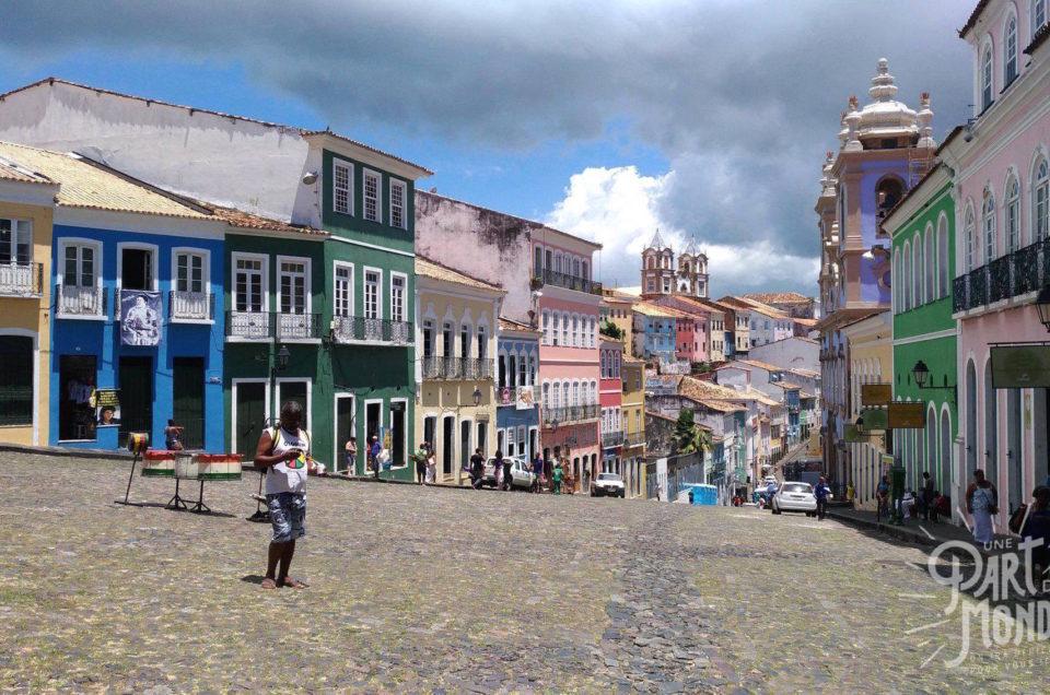 Salvador de bahia City-guide : gastronomie et culture afro-brésilienne