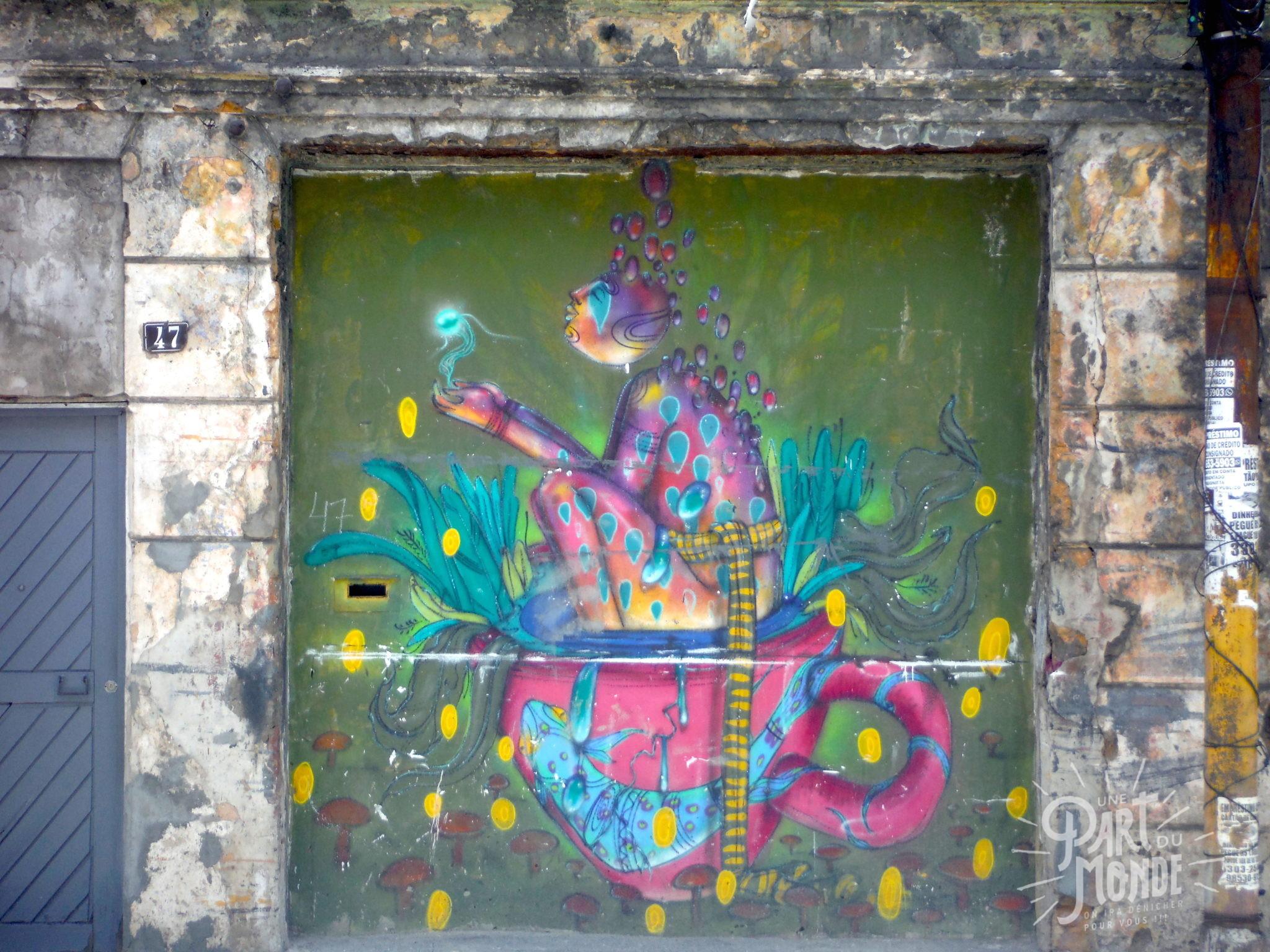 santo antonio salvador de bahia street art