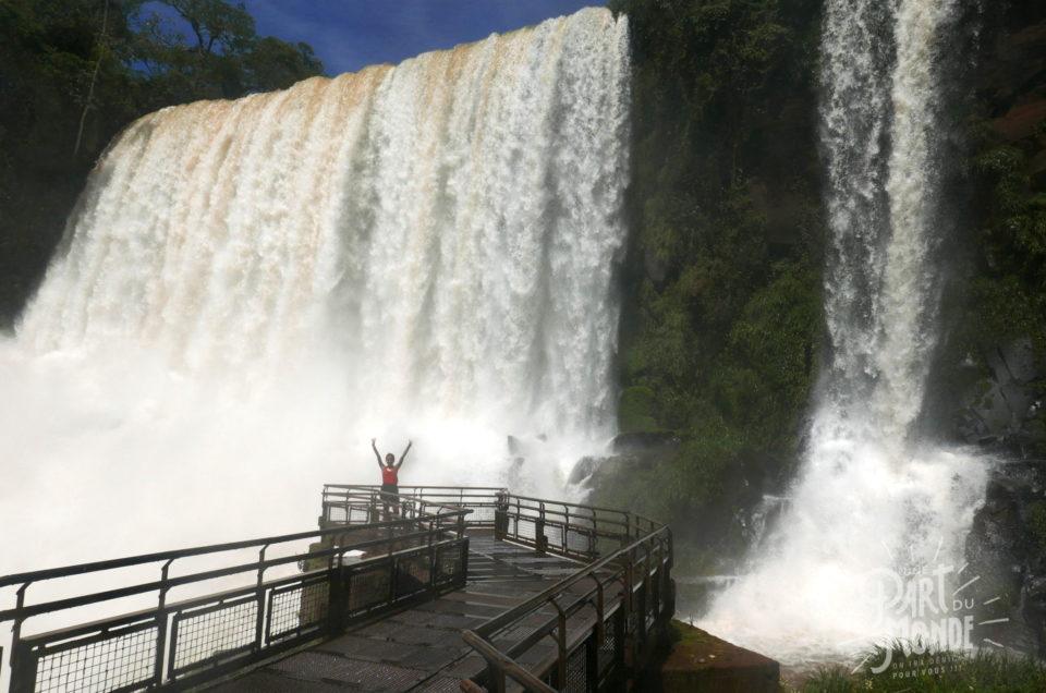 Les chutes d'Iguazu côté argentin : mon guide pratique