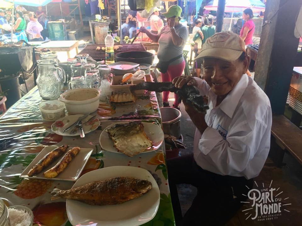 7 mois de voyage rencontre amazonie