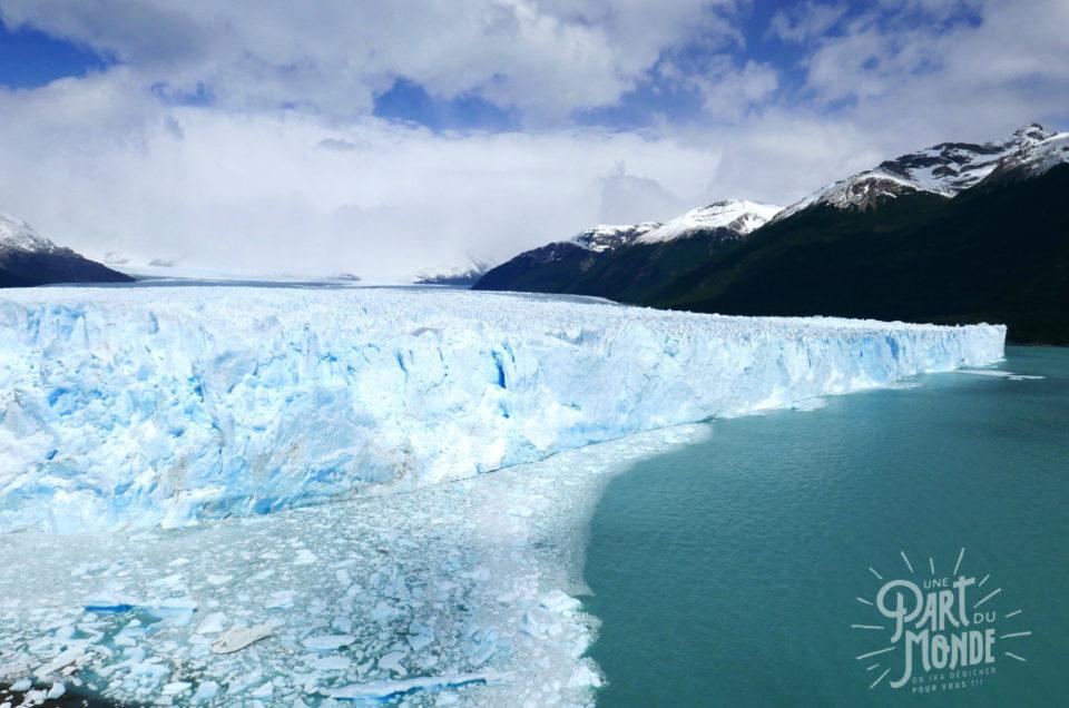 Glacier Perito Moreno : face à face avec un géant de glace !