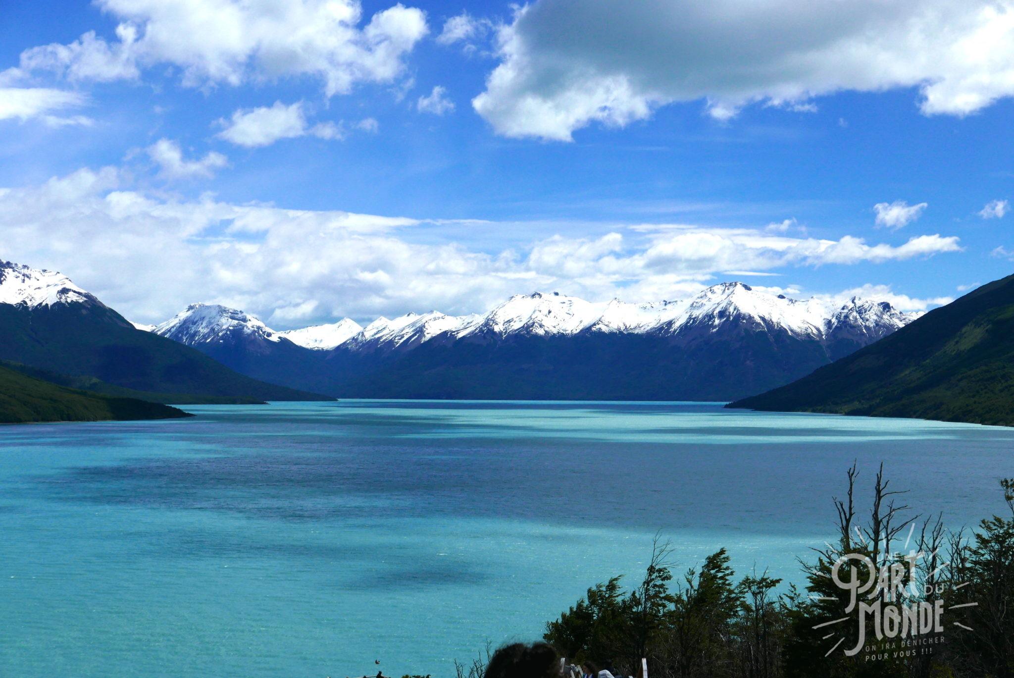 glacier perito moreno lac
