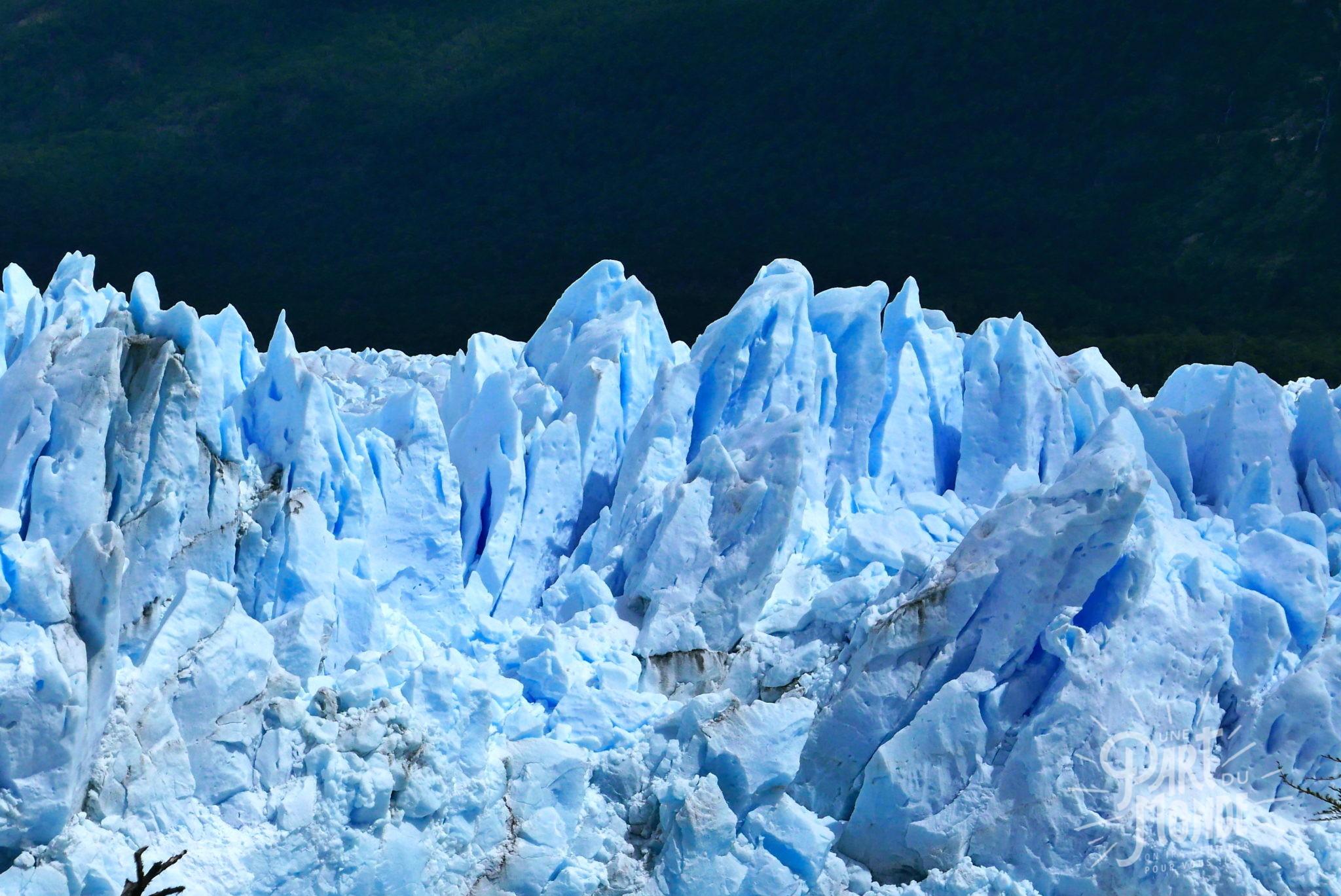 glacier perito moreno zoom