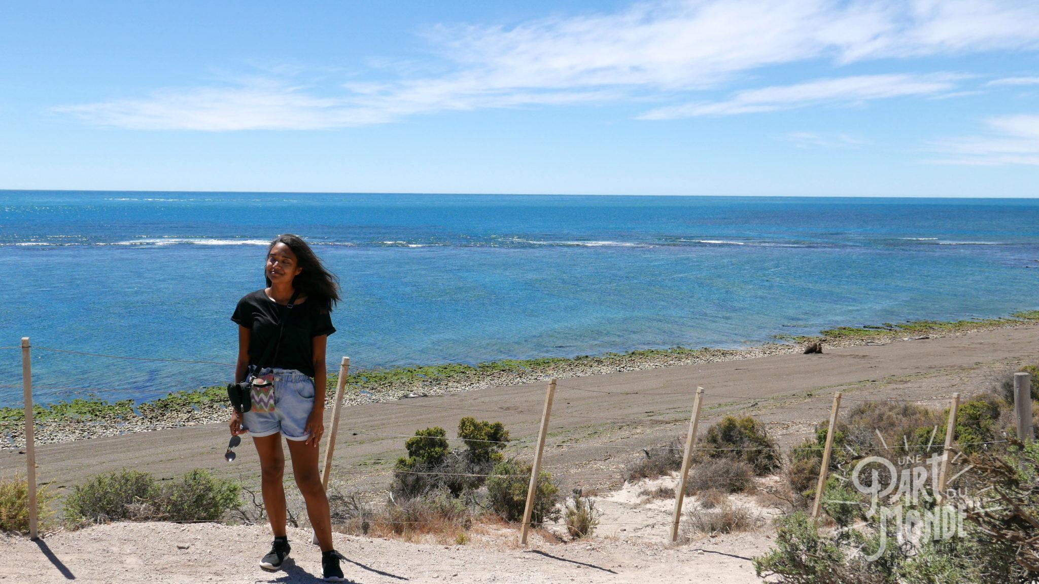 péninsule de valdès krystel paysage