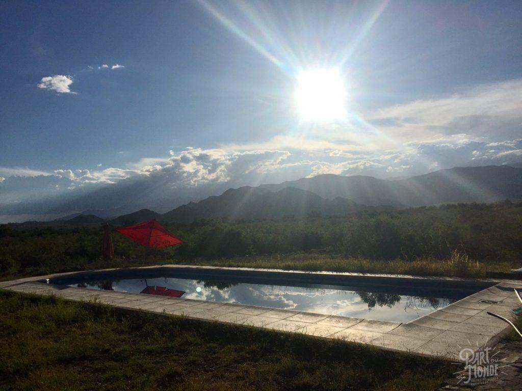 piscine ranch volontariat mendoza