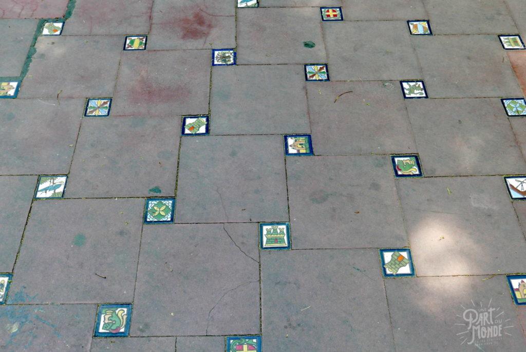 plaza espana mendoza