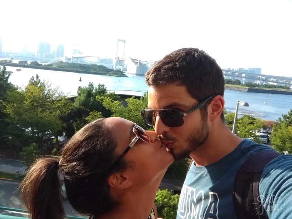 11 mois de tour du monde amour