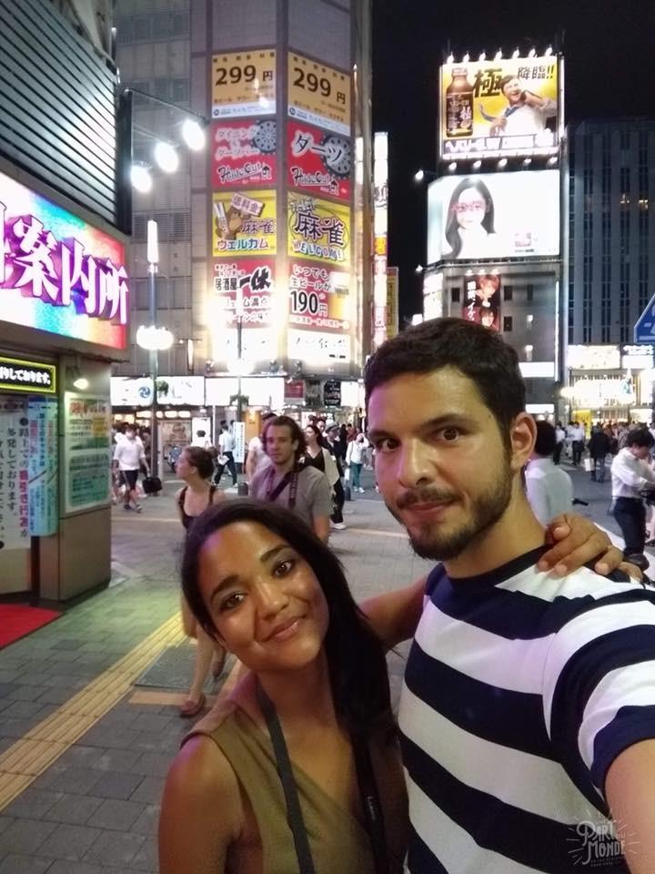 11 mois de tour du monde couple